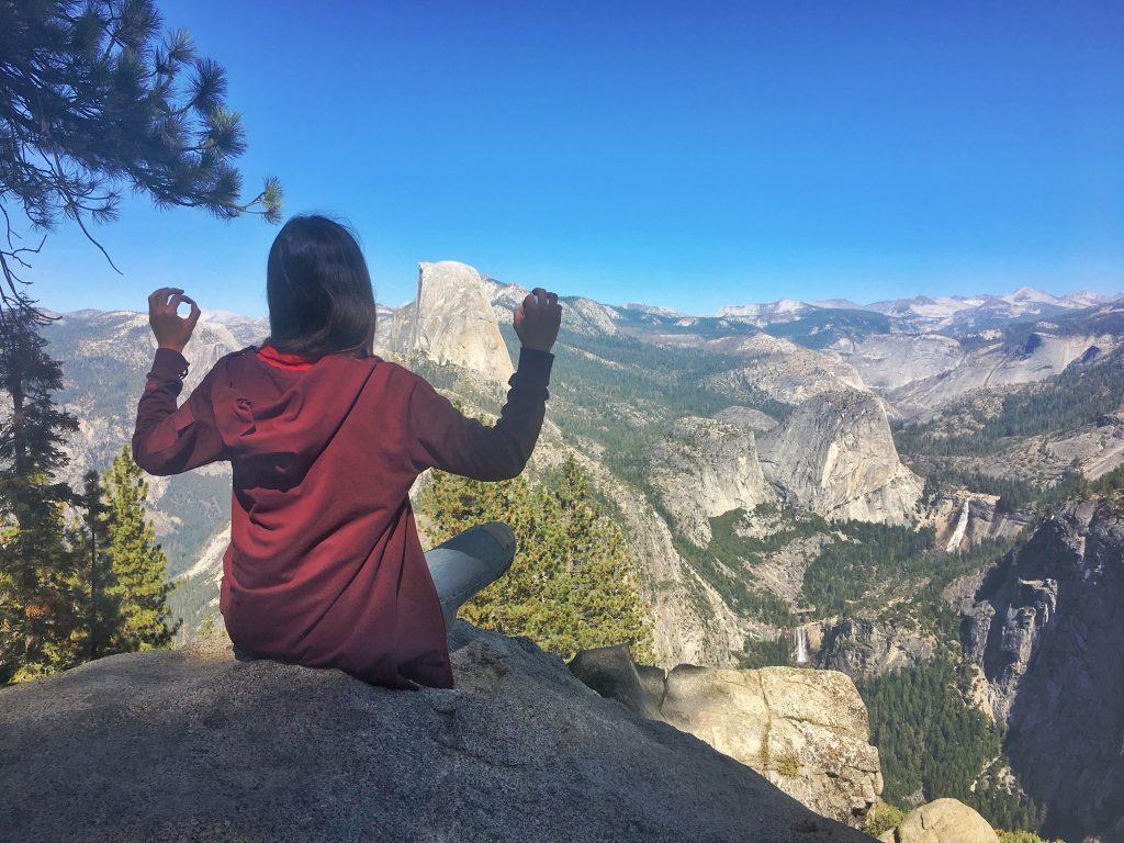 Washburn Point Park Narodowy Yosemite