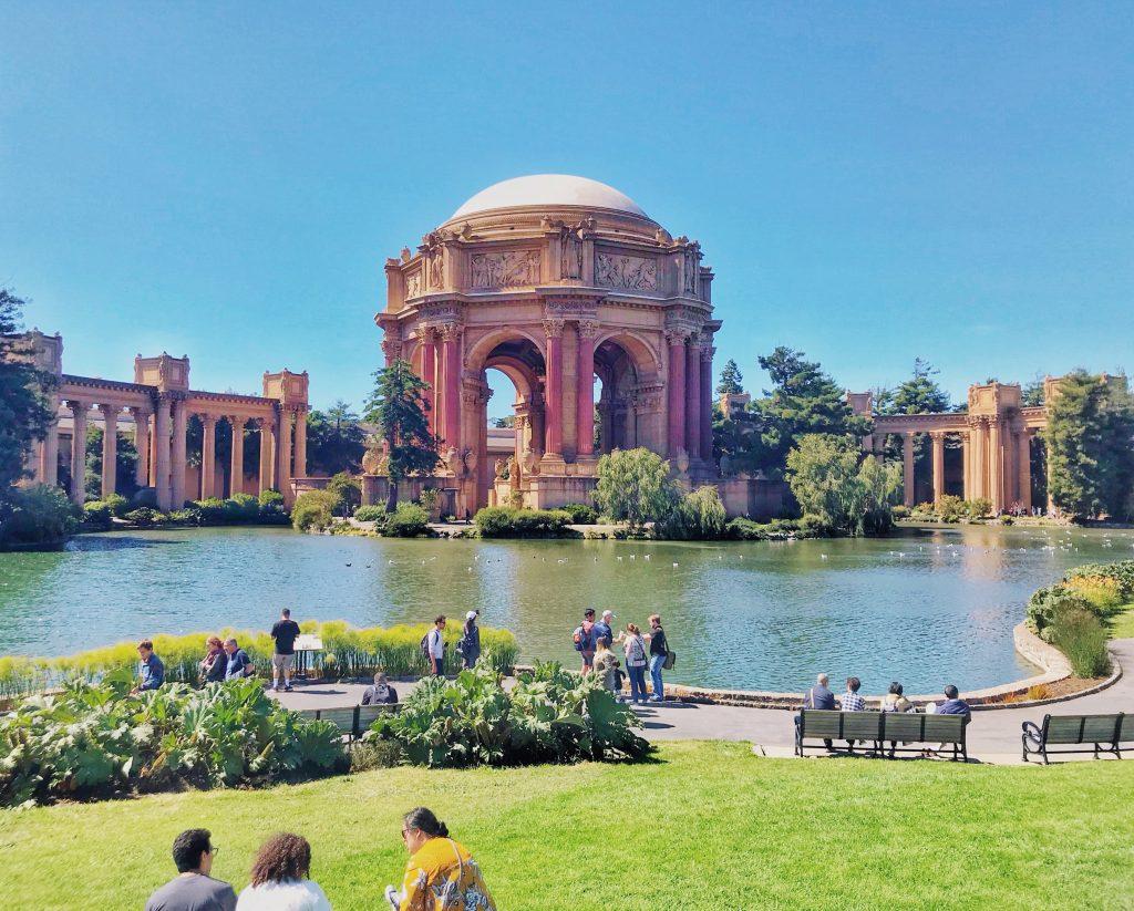 Zwiedzanie San Francisco widok