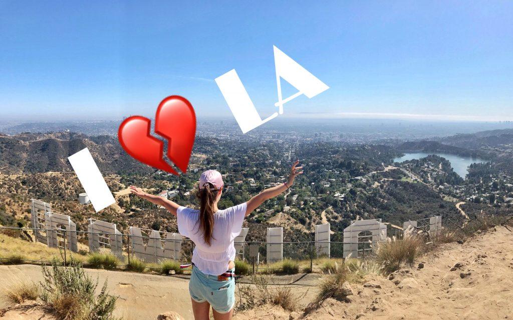 Zwiedzanie LA