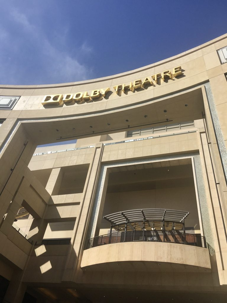 Atrakcje Los Angeles - Dolby Theatre