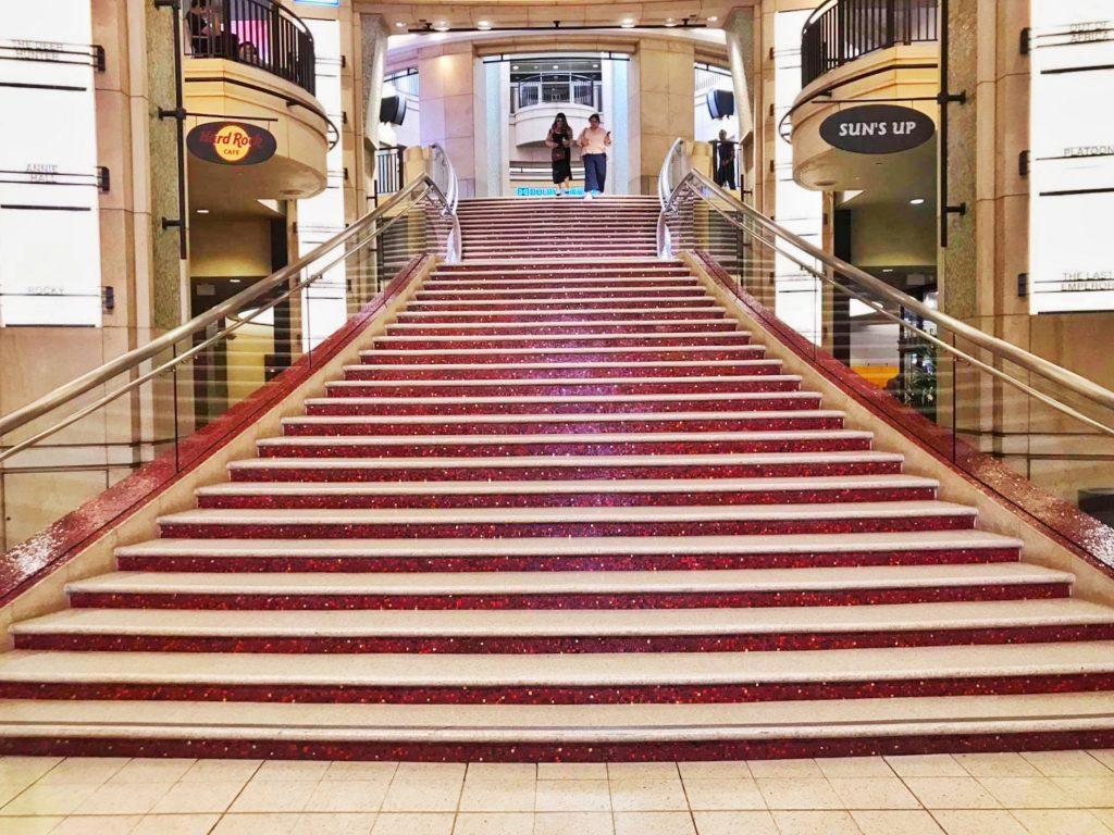 Atrakcje Los Angeles - dolby stairs