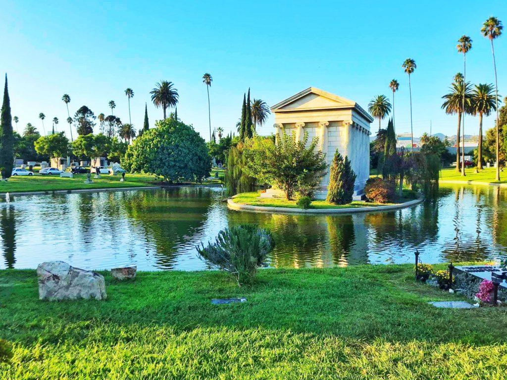 Atrakcje Los Angeles - Hollywood Forever Cemetry