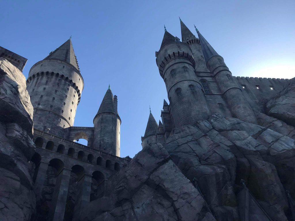 Świat Harrego Pottera - Hogwart