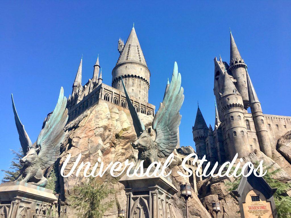 Swiat Harrego Pottera - Hogwart