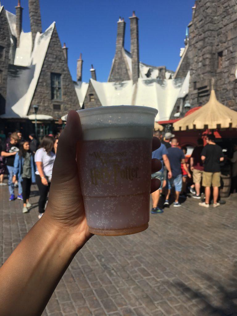kremowe piwo - świat Harrego Pottera
