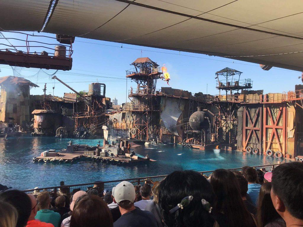 Waterworld: A Live Sea War Spectacular