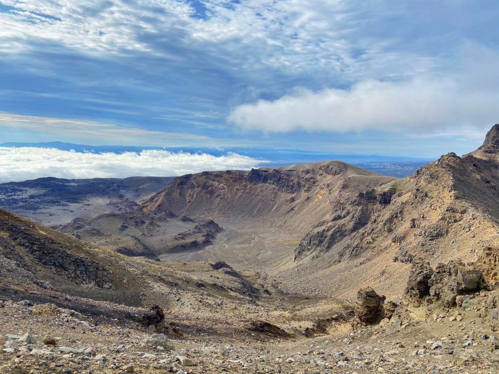Szlak Tongariro Alpine Crossing