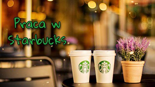 Praca w Starbucks