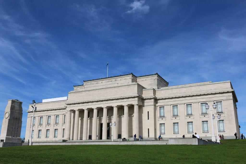 Zwiedzanie Auckland - Auckland War Memorial Museum