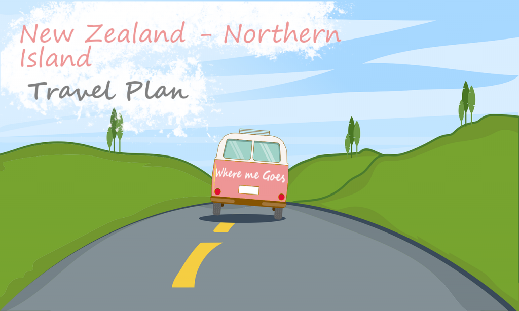 New Zealand Travel Plan
