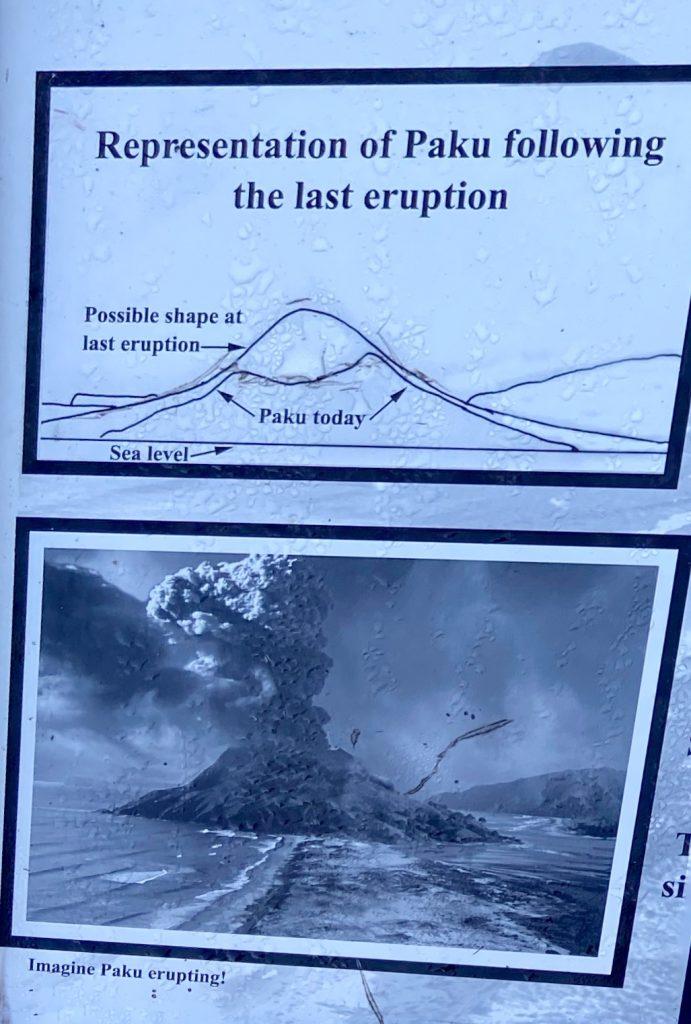 Mount Paku informacje