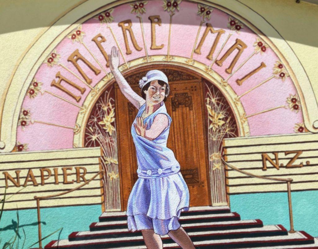 Napier miasto Art Deco