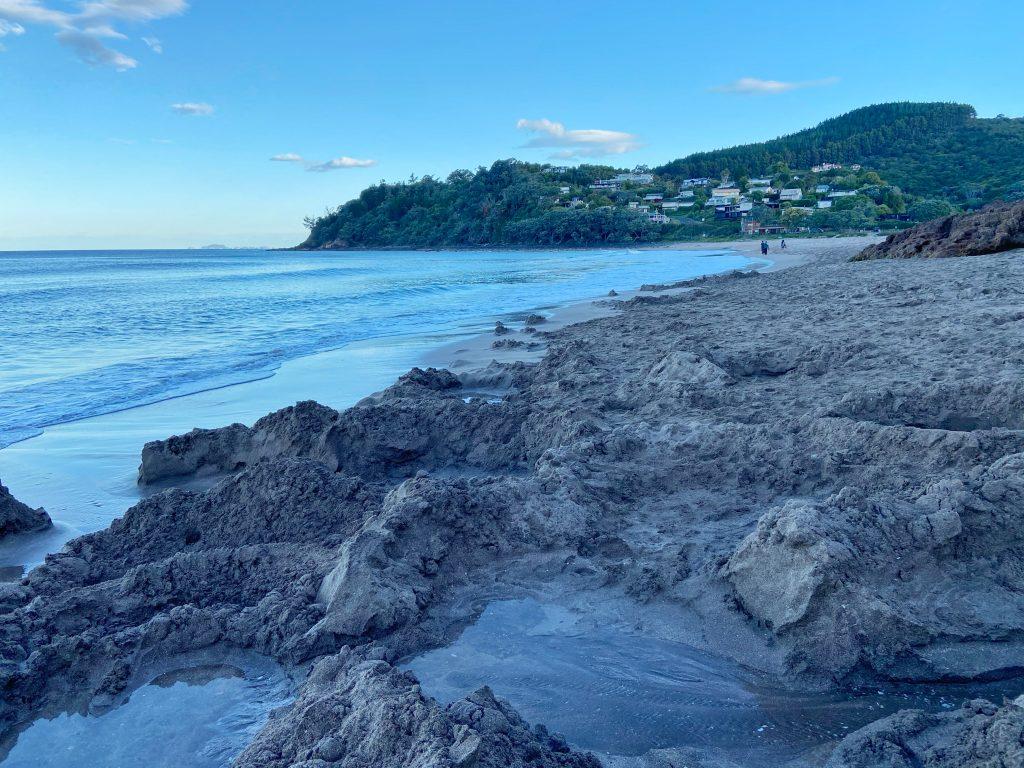 hot water beach coromandel peninsula