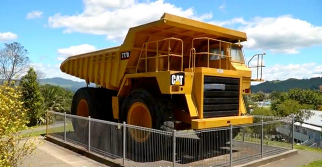 martha mine kopalnia odkrywkowa kopalnia złota