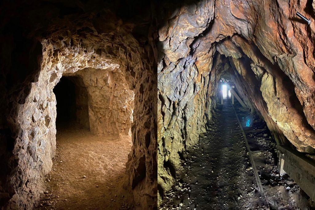 karangahake gorge kopalnia złota window walk