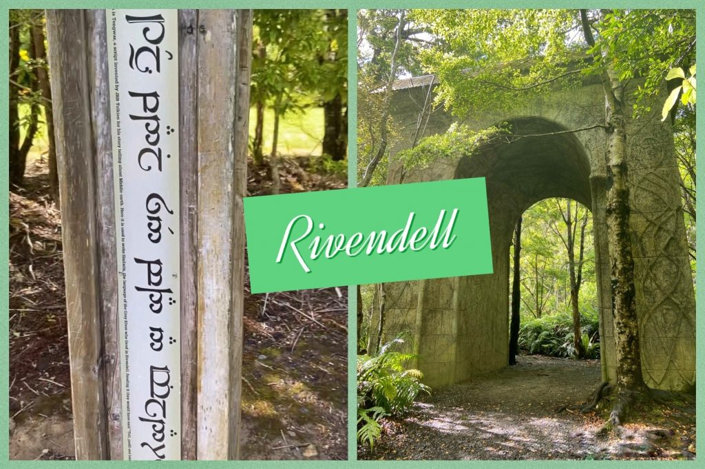 Rivendell w Nowej Zelandii