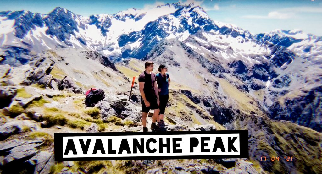 Avalanche Peak
