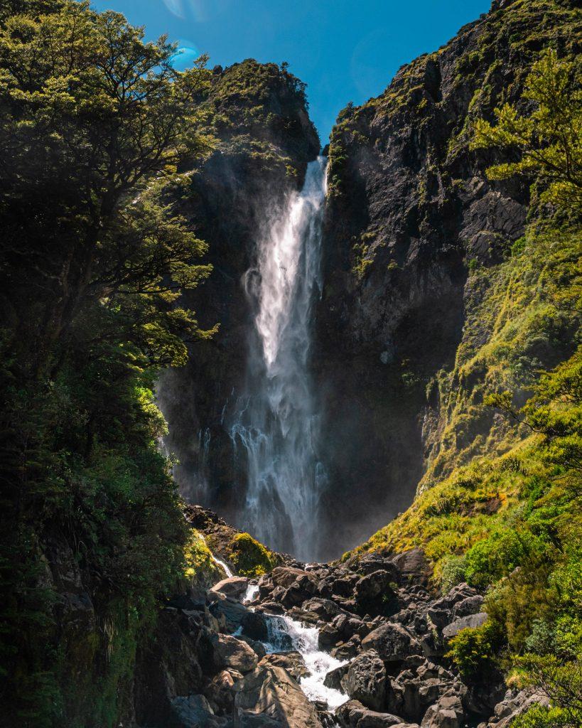 Devil's Punch Bowl Waterfall wodospad